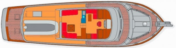Fleming-75-flybridge layout
