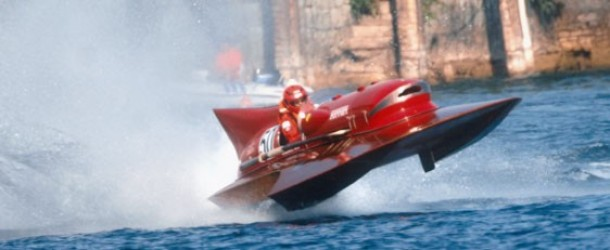 Ferrari Arno XI hydroplane raceboot for sale 4