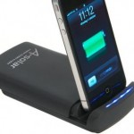 Solar Power Dock for iPhone iPad and tablets A-solar