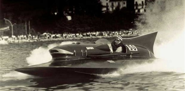 Ferrari Arno XI hydroplane raceboot for sale