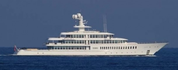 Superjacht fountainhead feadship