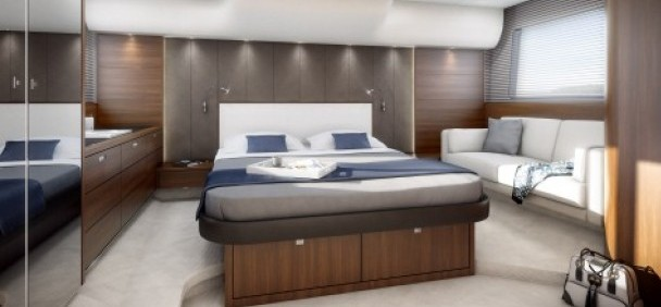 Princess 56 VIP cabin