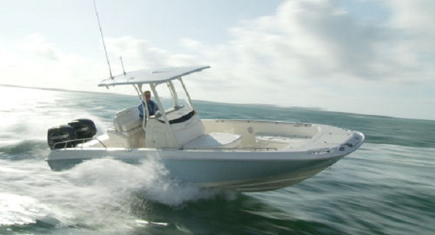 Boston Whaler 270 Dauntless 2013