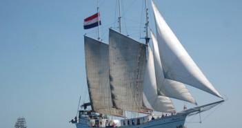 Tallship Minerva